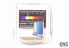 Baader 50mm Square OIII Narrowband Imaging Filter  - New Sealed