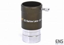 "Celestron 2x 1.25"" X-Cel Barlow Lens"