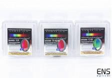 "Baader 2"" HA OIII SII Narrowband CCD Imaging Filter Set - New Sealed"