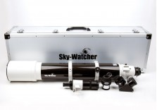 Skywatcher 120ED Evostar DS-Pro Outfit Diagonal & 28mm Eyepiece Mint - RRP1200