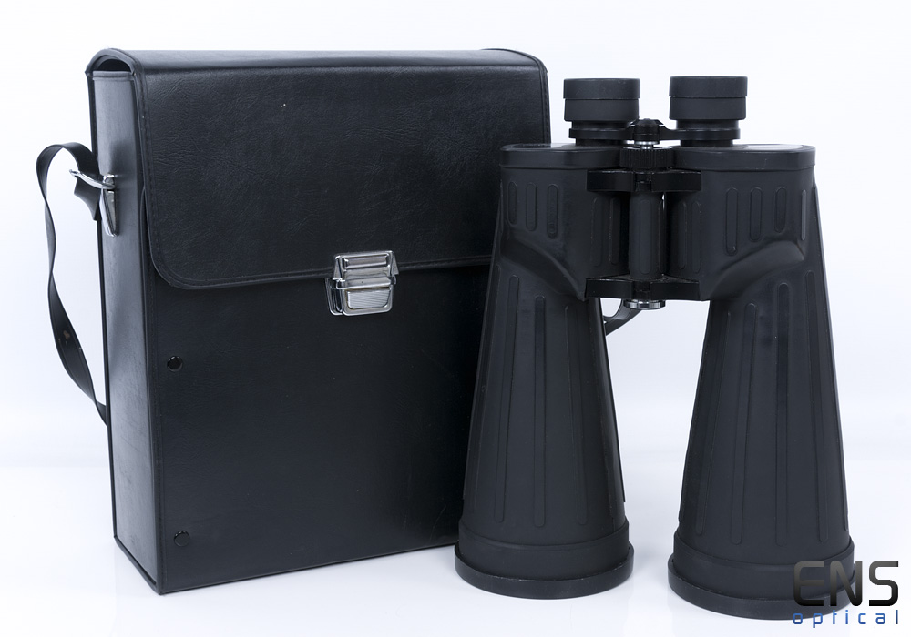 Opticron 15x80 Observation Porro Prism Binoculars 3.5º Field