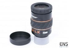 "Celestron 25mm X-Ce LX 1.25"" High power Wide Angle Eyepeice"