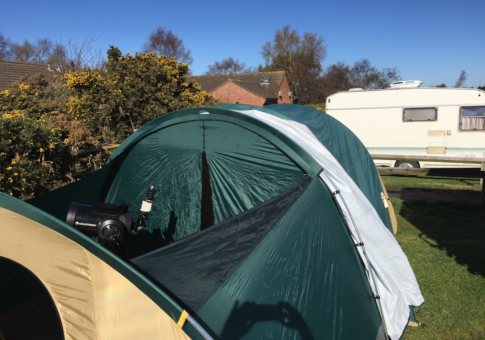 & Kendrick Stargate Astronomy Observatory Tent - Ideal for Star Parties