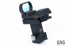 William Optics Multi-Reticule RDF Red Dot Finder