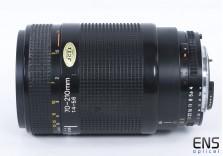 Nikon 70-210mm f4-5.6 AF Zoom Lens