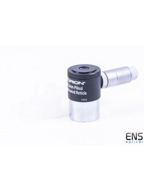 "Orion 12.5mm 1.25"" Plossl Illuminated Crosshair Centering Eyepiece"