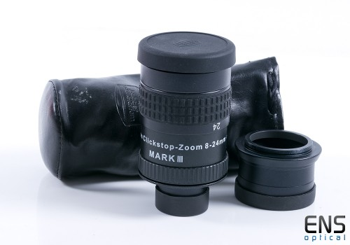 Baader 8-24mm Hyperion Zoom Eyepiece Mark III
