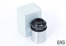 Circle-T/Telescope House 18mm Orthoscopic Eyepiece  - Boxed Stunning Condition
