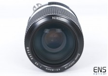 Nikon 43-86mm f3.5 AI Manual Zoom Lens Japan 932750