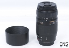 Tamron 70-300mm F4-5.6 LD Macro Zoom Lens - Canon EF Fit 299286
