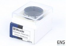 "Meade 4000 Series 1.25"" ND96 Moon Filter - Early Japanese Version"