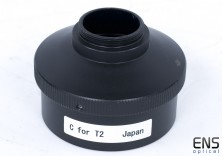 T2 to C-mount Camera Adapter
