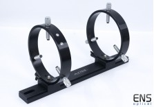"""ADM Guide Rings and Mini rail for Meade 8"""" SCT Lx200 Lx90"""