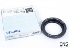 Borg #5010 Four Thirds Camera Digital Camera Adapter - New Open Box