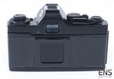 Mamiya ZE 35mm film SLR camera body Nice - N156577