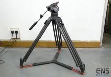 Sachtler-Munchen Video 18 II Carbon Professional Video Tripod with Fluid Head