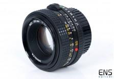 Minolta 50mm f/1.8 Manual prime lens 9007943 - Nice!