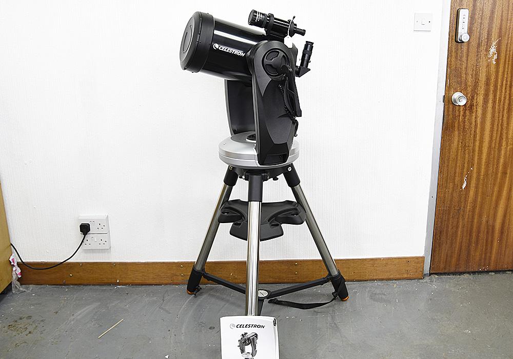 Celestron CPC800 Nexstar Goto PC Controlled GPS Telescope Mint - £2300 RRP