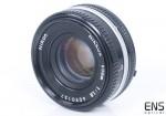 Nikon 50mm F1.8 AIs Pancake Standard Prime Manual Lens - 4090137