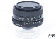 Tamron 28mm F2.5 02B Adaptall 2 Wide Angle Lens - Nikon Canon Pentax fit