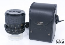 Tamron 35-70mm F3.5 Adaptall 2 Lens and Case - Nikon Canon Pentax fit
