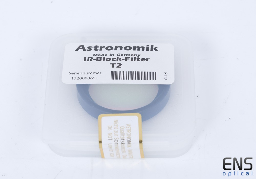 Astronomik IR Blocking Filter T2 Fit - New Sealed