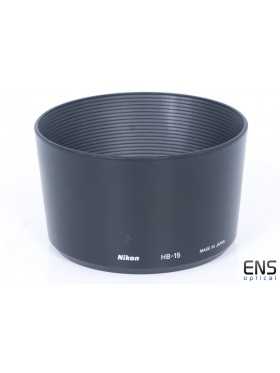 Genuine Nikon lens hood HB-15 fits 70 - 300mm ED