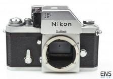 Nikon F Photomic 35mm film SLR camera body 6967870 **FOR PARTS**