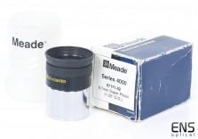 "Meade 9.7mm 1.25"" 4000 Series Super Plossl Eyepiece Taiwan - Boxed & Boltcase"