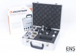 "Celestron 1.25"" Plossl Eyepiece, barlow & Filter Set with Case 3"