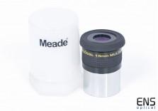 """Meade 15mm Super Plossl 1.25"""" Eyepiece"""