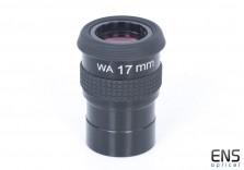 "Wide Angle 17mm Eyepiece 1.25"""