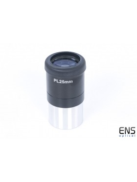"25mm Plossl Eyepiece 1.25""."