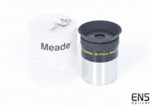 "Meade 9.7mm super plossl eyepiece with case 1.25"""