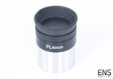 "Plossl 4mm 1.25"" eyepiece"