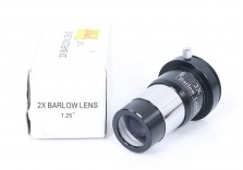 """2x Barlow Lens with box 1.25"""""""