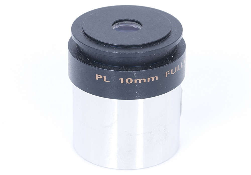 10mm Fully Coated Plossl Eyepiece 1.25""