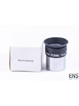 "7.5mm Super Plossl Eyepiece - 1.25"" BOXED"