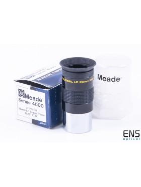 "Meade 26mm Series 4000 LP Super Plossl 1.25"" - JAPAN"