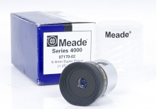 """Meade 6.4mm Series 4000 Super Plossl Eyepiece - 1.25"""""""