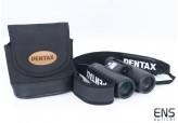Pentax DCF NV 10x36 Binoculars & case - Nice Clean Condition
