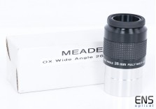 """Meade QX 26mm Wide Angle 2"""" Eyepiece Boxed"""