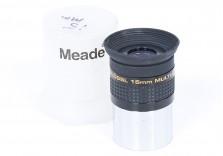 "Meade 15mm Super Plossl - 1.25"""