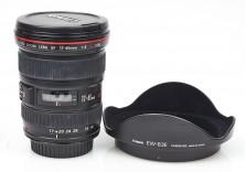 Canon EF 17-40mm f/4 L USM Ultrasonic wideangle zoom lens 850655