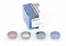 """Meade 4000 Series 1.25"""" Filter set - boxed 07530LF"""