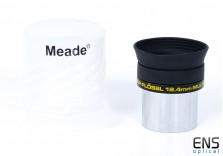 "Meade 12.4mm Super Plossl Eyepiece - 1.25"" with Bolt Case"