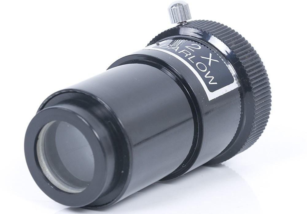 """1.25"""" 2x Barlow Lens"""