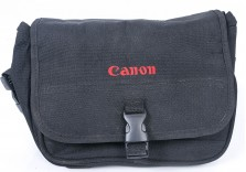 Canon Canvas Camera and Lens Bag