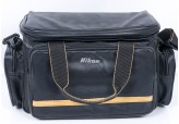 Nikon Camera Case - Leather Effect