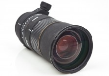 Sigma 135-400mm f/4.5-5.6 APO DG Telephoto zoom lens Canon EF fit 4002303